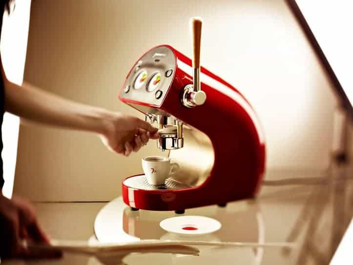 cialde caffè decaffeinato macchina