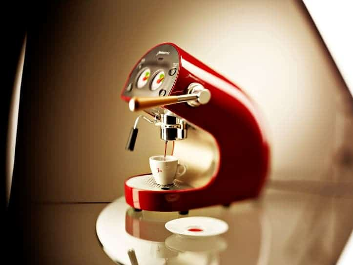macchina cialde caffè decaffeinato